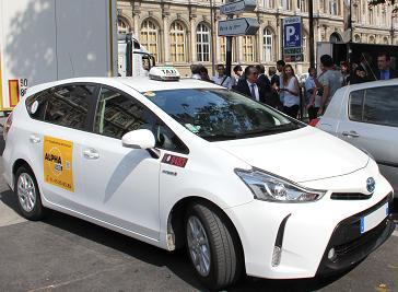 Paris Alpha Taxi